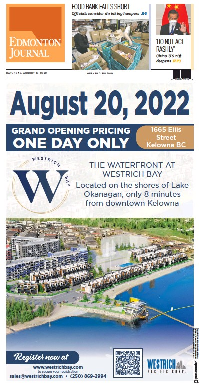 Read full digital edition of Edmonton Journal newspaper from Canada