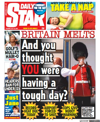 Read full digital edition of Daily Star newspaper from UK
