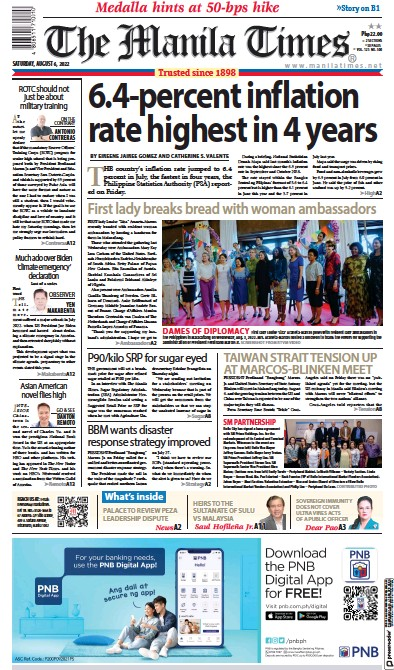 Read full digital edition of Manila Times newspaper from Philippines