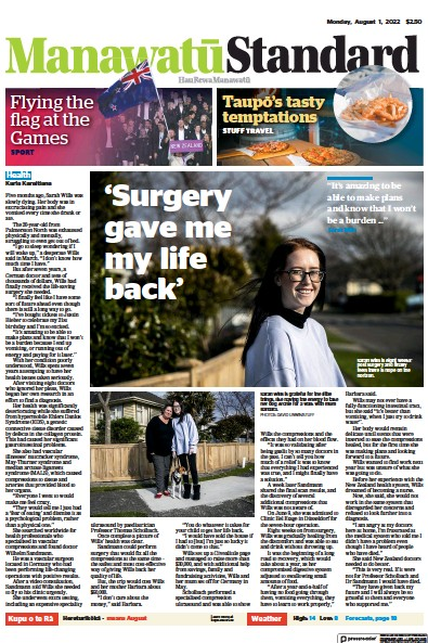 Read full digital edition of Manawatu Standard newspaper from New Zealand