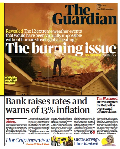 Read full digital edition of The Guardian newspaper from UK
