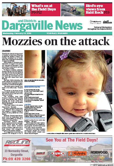 Read full digital edition of Dargaville News & District newspaper from New Zealand