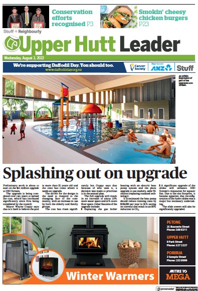 Read full digital edition of Upper Hutt Leader newspaper from New Zealand