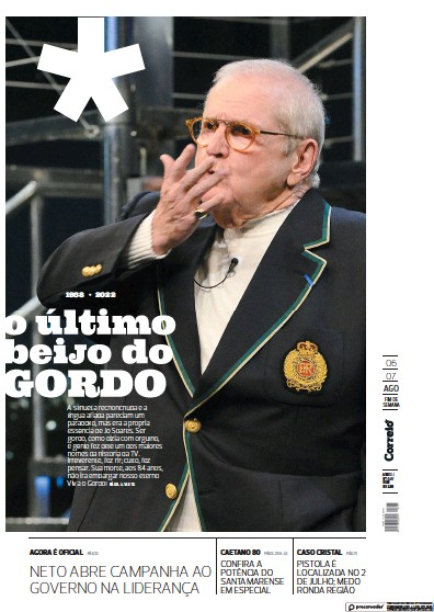 Read full digital edition of Correio da Bahia newspaper from Brazil