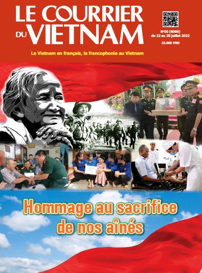 Read full digital edition of Le Courrier du Vietnam newspaper from Vietnam