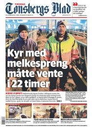 Read full digital edition of Tonsbergs Blad newspaper from Norway