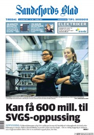 Read full digital edition of Sandefjords Blad newspaper from Norway