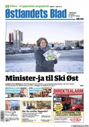 Read full digital edition of Ostlandets Blad newspaper from Norway
