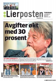 Read full digital edition of Lierposten newspaper from Norway