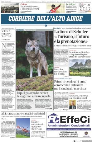 Corriere dell'Alto Adige