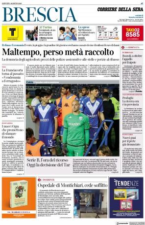 Corriere della Sera (Brescia)