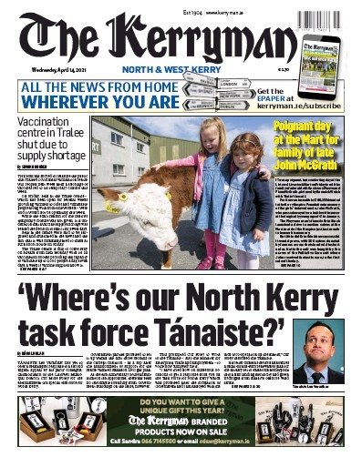 Read full digital edition of The Kerryman newspaper from Ireland