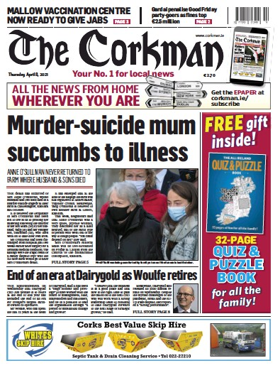 Read full digital edition of The Corkman newspaper from Ireland