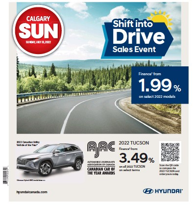 Read full digital edition of Calgary Sun newspaper from Canada