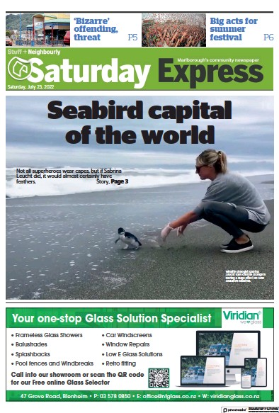 Read full digital edition of The Saturday Express newspaper from New Zealand