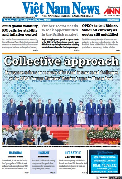 Read full digital edition of Viet Nam News newspaper from Vietnam
