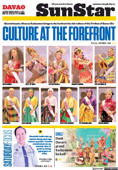 Read full digital edition of Sun. Star Davao newspaper from Philippines