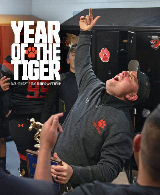 Year of the Tiger 2018