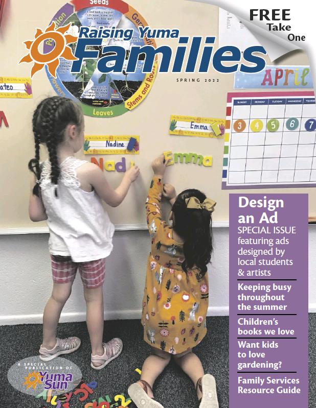Yuma Sun Raising Yuma Families
