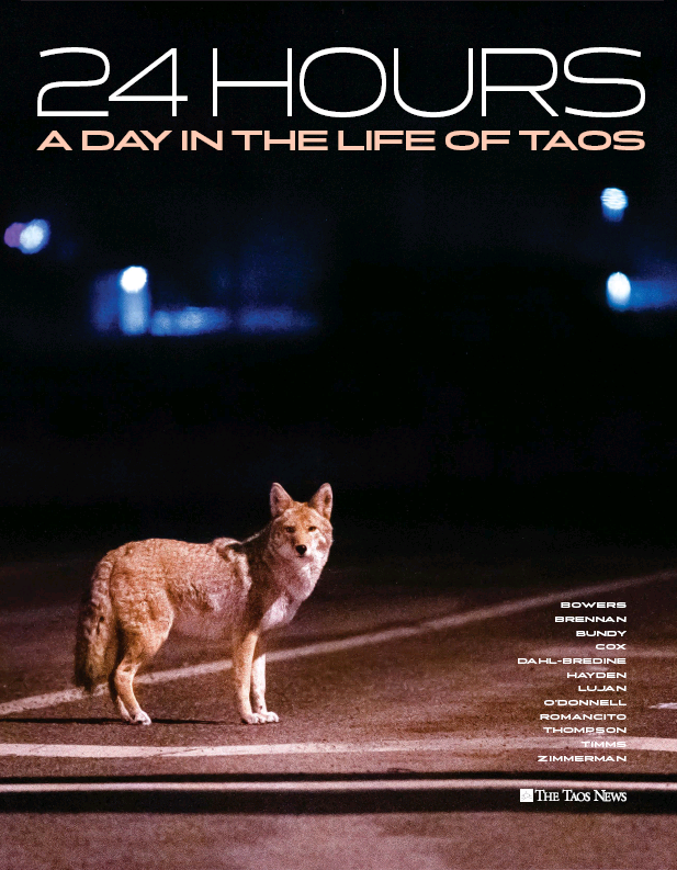 The Taos News - 24 hours