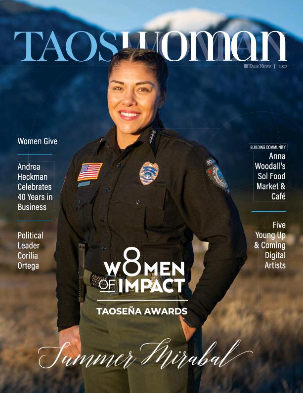 The Taos News - Taos Woman 2019
