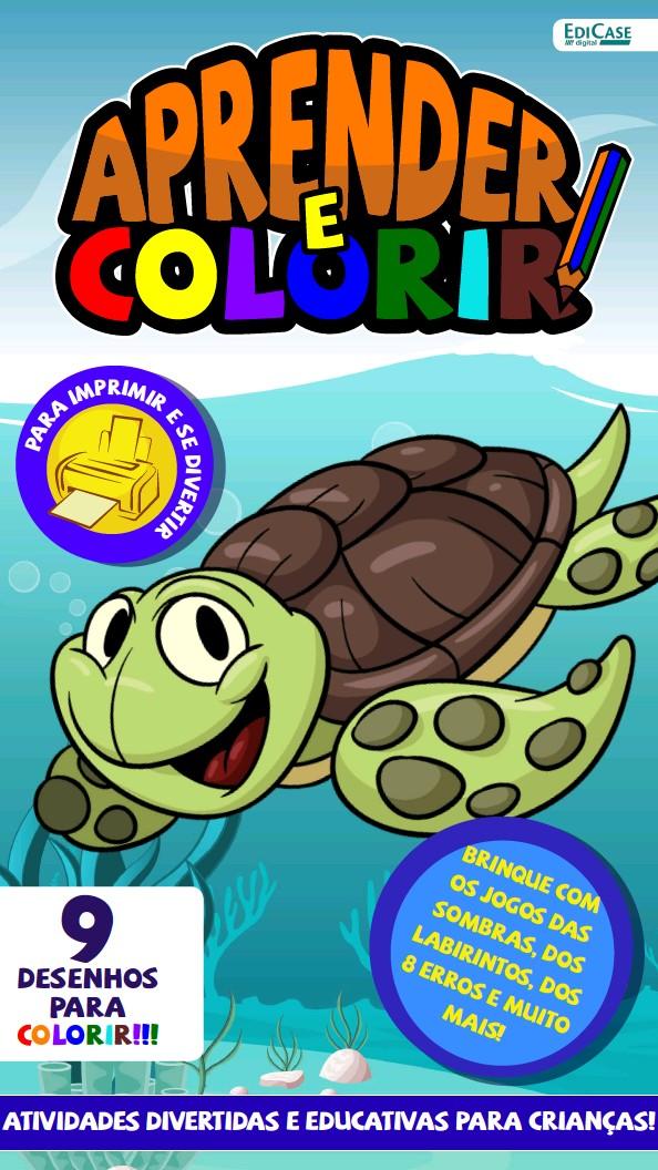 Aprender e Colorir