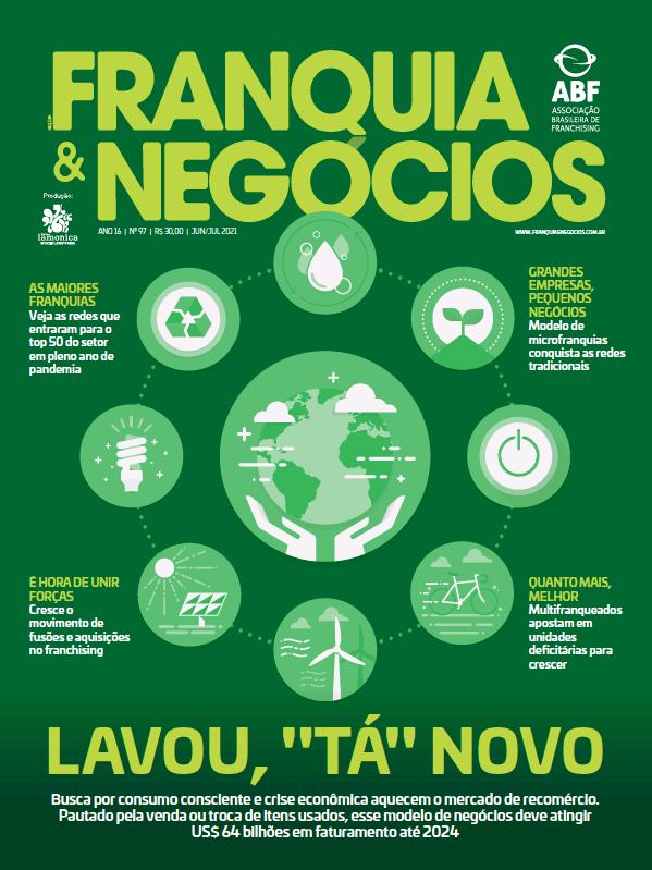 Revista Franquia e Negócios
