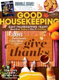 Good Housekeeping, book cover
