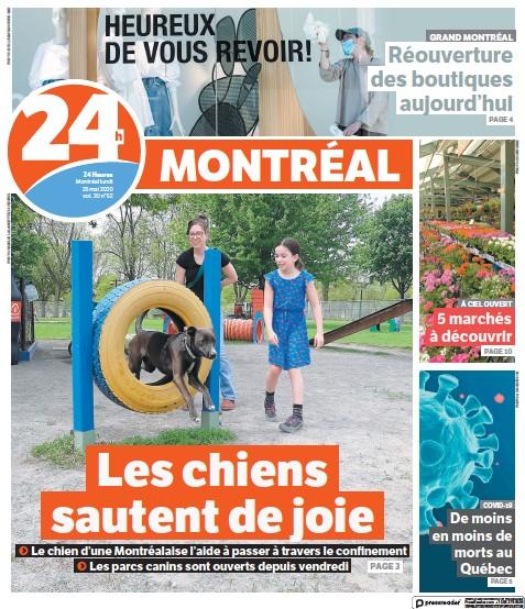 24 H Montréal
