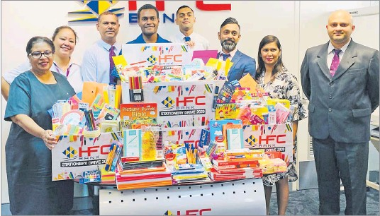 Image result for HFC Stationery Drive