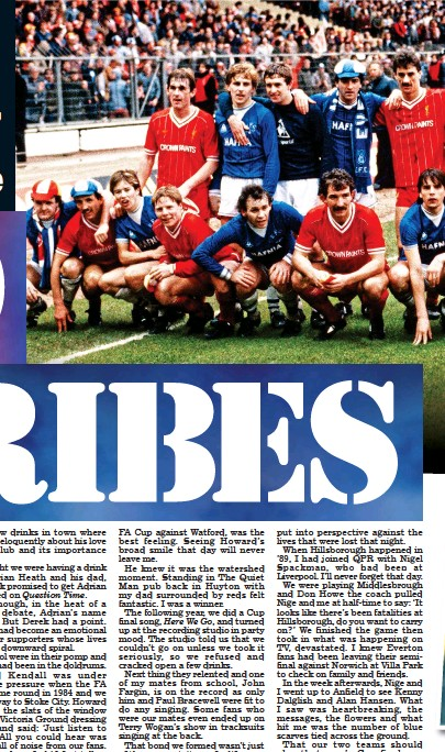 Pressreader Daily Mail 2019 03 27 Two Tribes