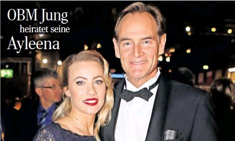 Pressreader Leipziger Volkszeitung 2016 08 15 Obm Jung Heiratet