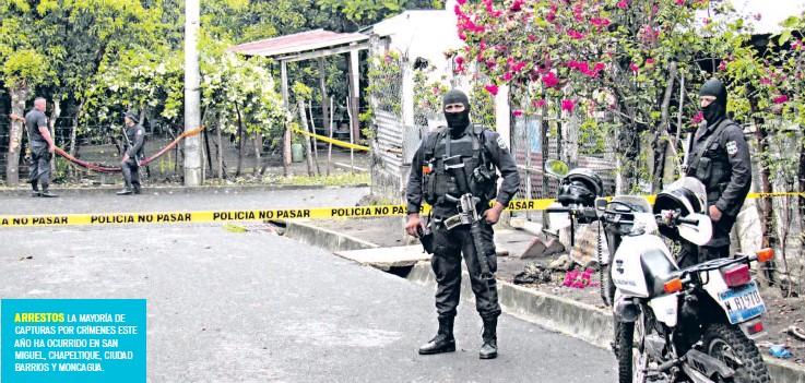 Moncagua chapeltique ciudad barrios