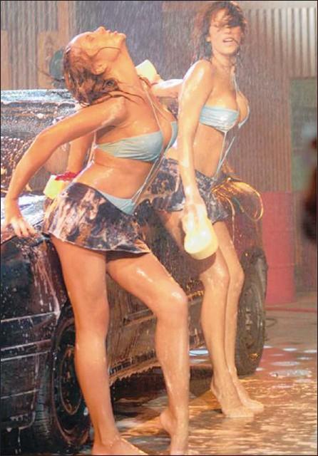 Sexy Car Wash Game