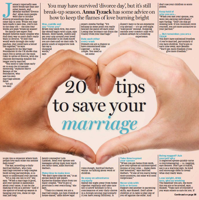 how to save your marriage by yourself