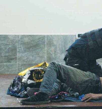 ?? / Natalia Pedraza Bravo ?? La ONG temblores reportó 784 intervenciones de la fuerza pública en lo que va del paro
