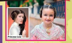 ??  ?? Princesa Leia