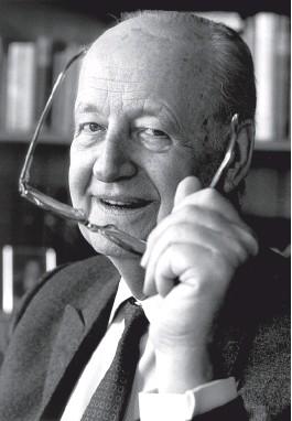 ??  ?? Businessman. Rudolf-August Oetker en 2006, un an avant sa mort.