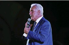 ?? Foto: Getty Images ?? Eugenio Giani wird neuer Gouverneur der Toskana.