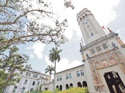?? Archivo ?? VARIOS EN CURSO. La administración del sistema de la Universidad de Puerto Rico cuenta con 141 proyectos de infraestructura aprobados en distintas fases y para los que ya dispone de fondos de distintas fuentes.
