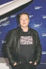 ?? BRITTA PEDERSEN/POOL/AGENCE FRANCEPRES­SE/GETTY IMAGES ?? Elon Musk, the chief executive of both SpaceX and Tesla, appears to be overextend­ed.