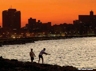 ?? Foto: Ismael Francisco ?? Bahía de la Habana 19