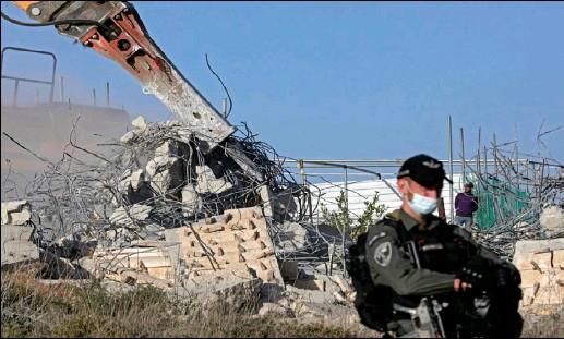 ??  ?? تدمير منزل في القدس المحتلة