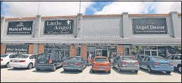 ?? Pictures: BRIAN WITBOOI ?? FAMILY TRADE: Little Angel has been doing business in Newton Park for more than 40 years, originally starting out as a baby shop