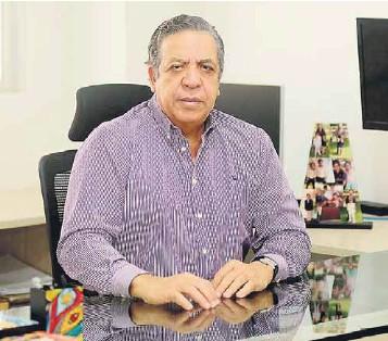 ??  ?? Abelardo García. Gerente general de C.I. Silicar Ltda.