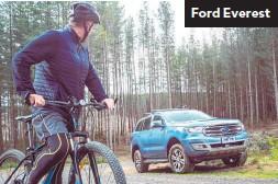 ??  ?? Ford Everest