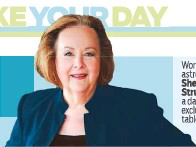 ?? World-renowned astrologer Shelley von Strunckel writes a daily column exclusively for tabloid! ??