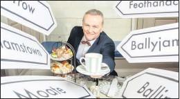 ?? (Photo: Provision Photography) ?? Dáithí Ó Sé is calling on Cork to get involved with ASI Tea Day 2021.