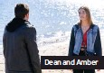 ??  ?? Dean and Amber