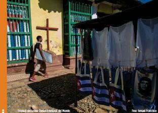??  ?? Trinidad declarada Ciudad Artesanal del Mundo. Foto: Ismael Francisco